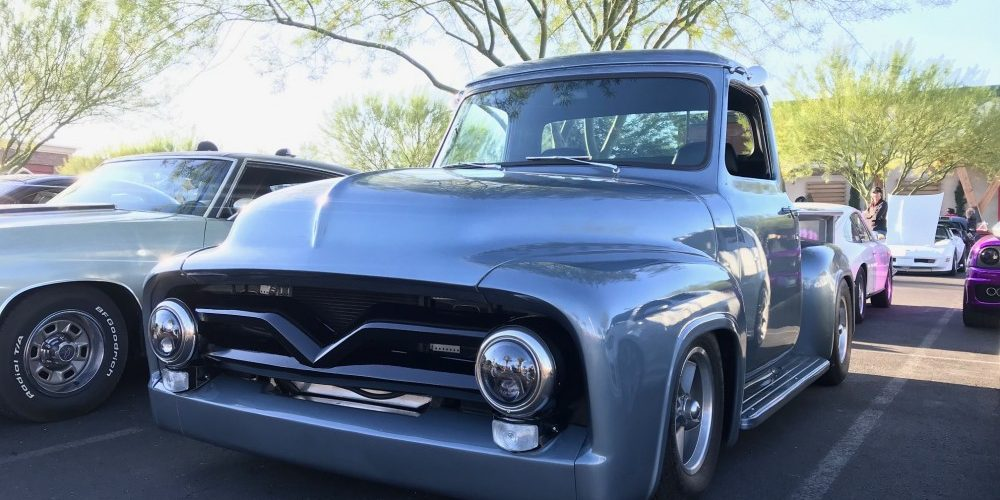 1955-Ford F100